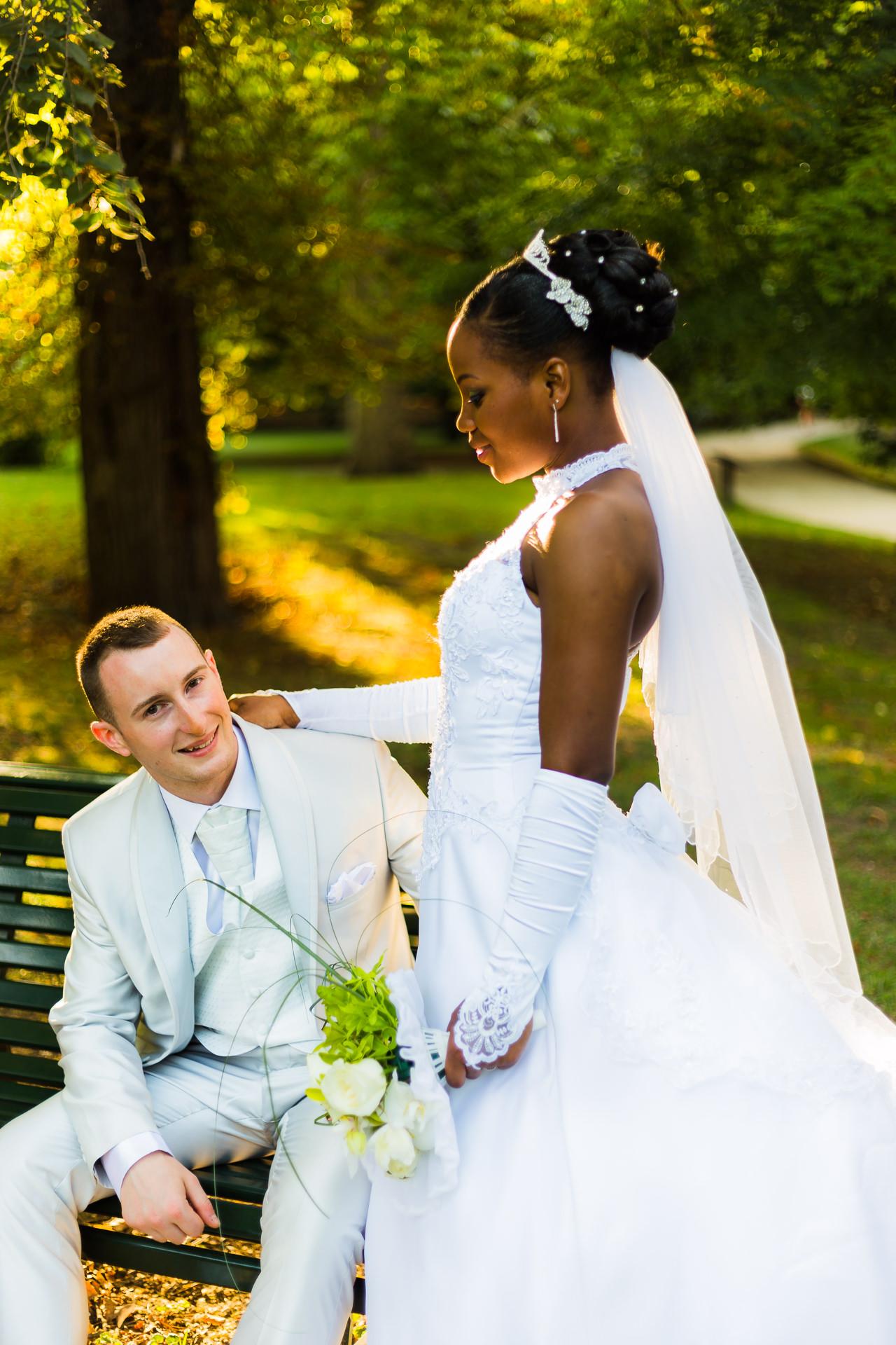 Fidélia & Giovanni ⎥Splendide Wedding, photographe mariage val-de-marne