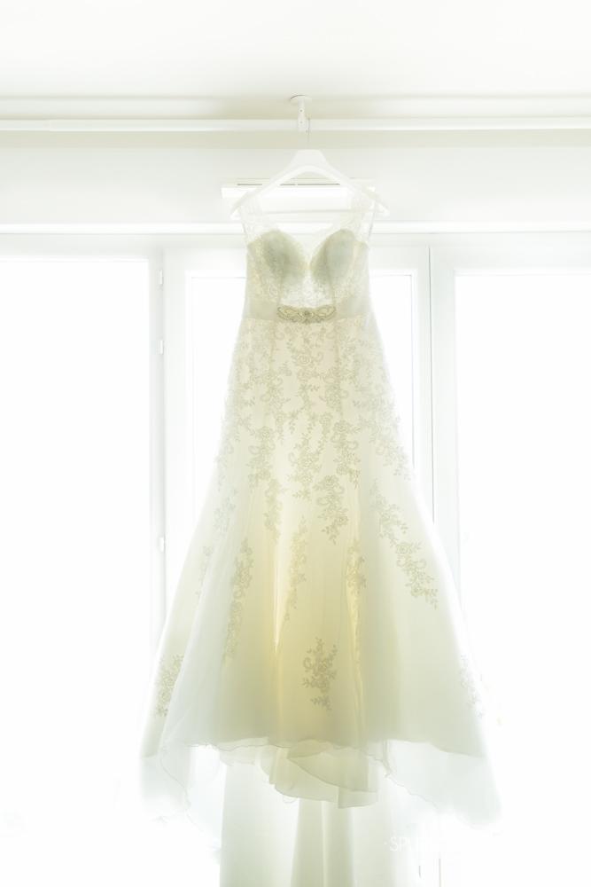 Robe de marie mariage Soraya et Raoul