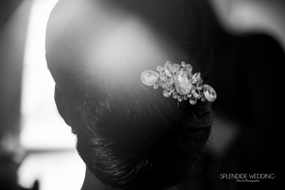 coiffure mariage Soraya et Raoul