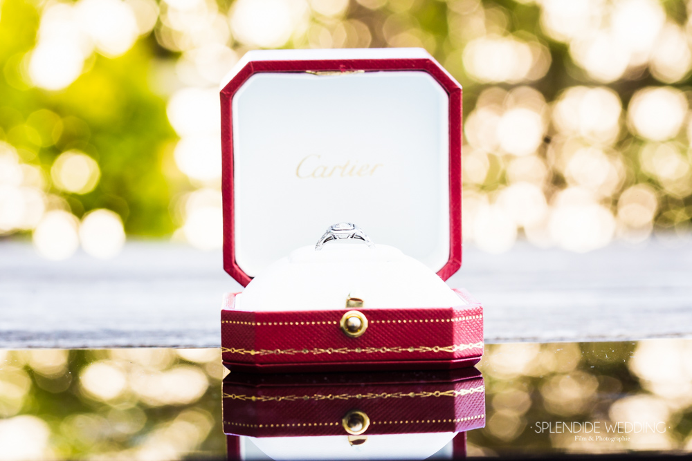 photographe mariage Yvelines bagues de fiançailles