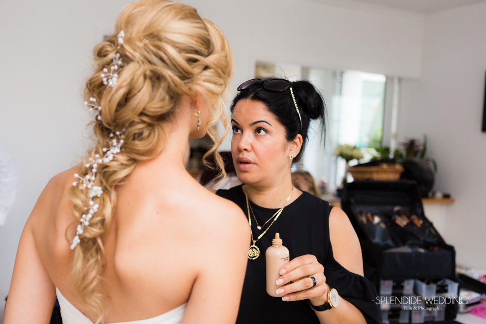 Photographe mariage Yvelines 78 Maquillage Alexandra