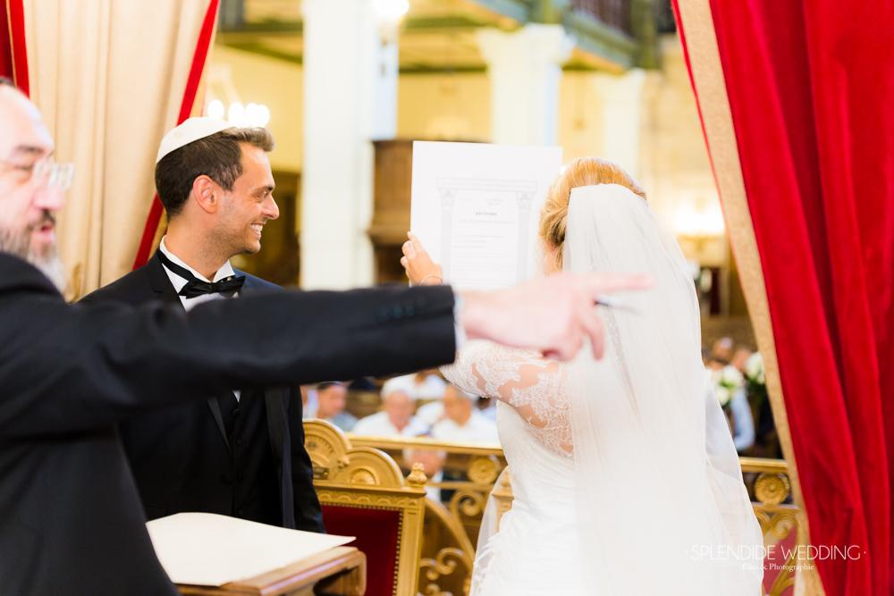 Synagogue des tournelles Yoni & Alexandra