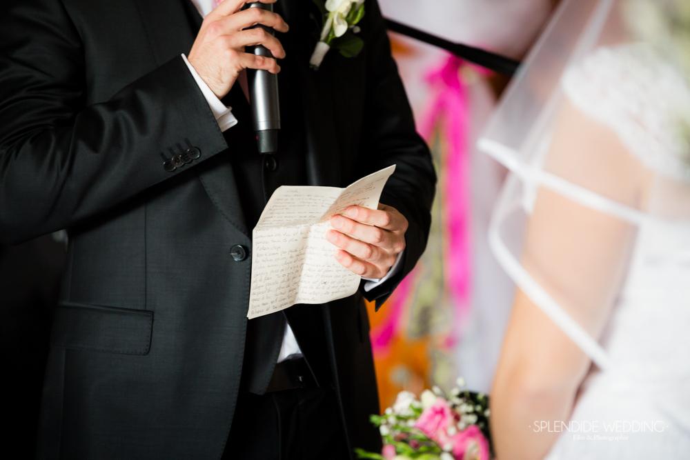 Photographe mariage seine et marne le discours du marié pour sa femme