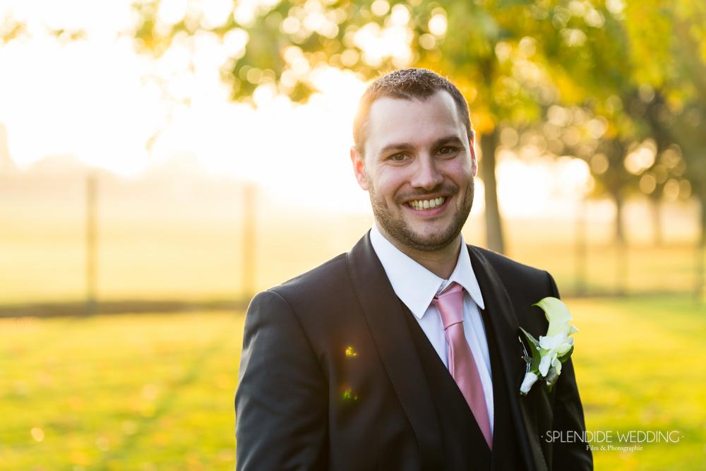 Photographe mariage seine et marne le marié