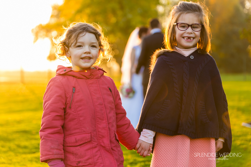 Photographe mariage seine et marne enfants mignon