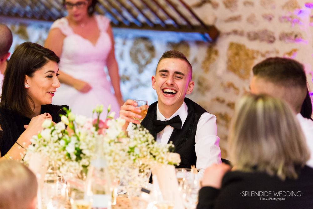 Photographe mariage seine et marne tout le monde s'amuse