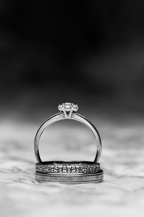 Photographe mariage seine et marne photo de détails des alliance