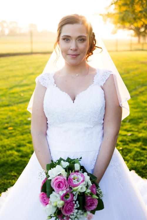 Photographe mariage seine et marne le bonheur se lit dans le regard de la mariée