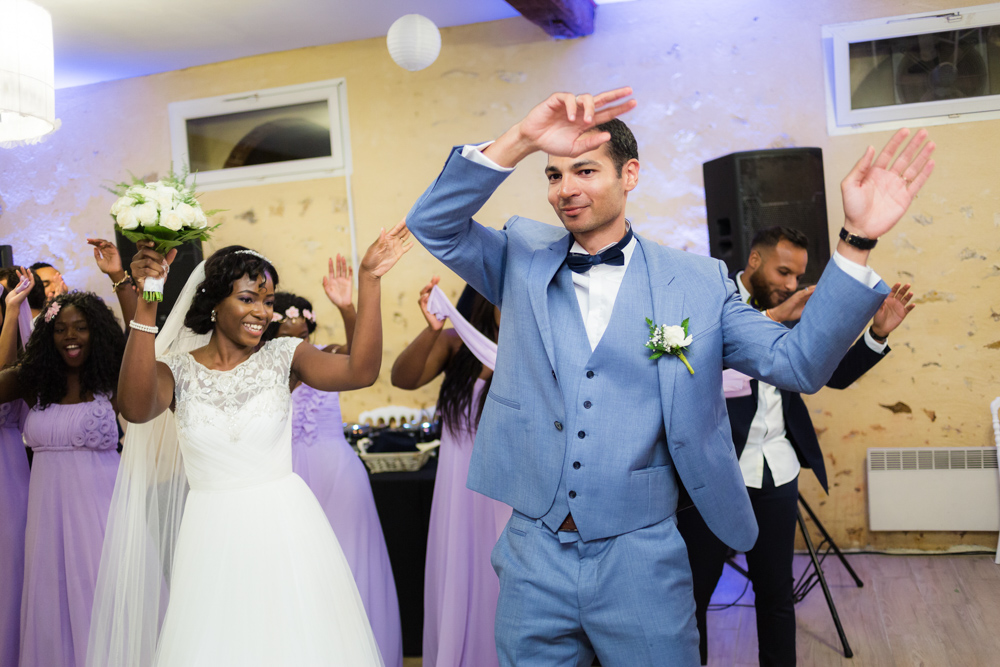 Dansons ensemble ma femme