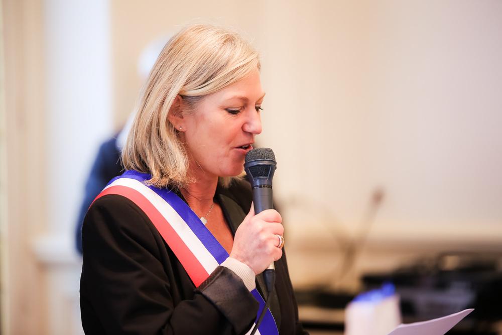 Photographe Mariage Bry sur Marne, Discours de Mme la maire
