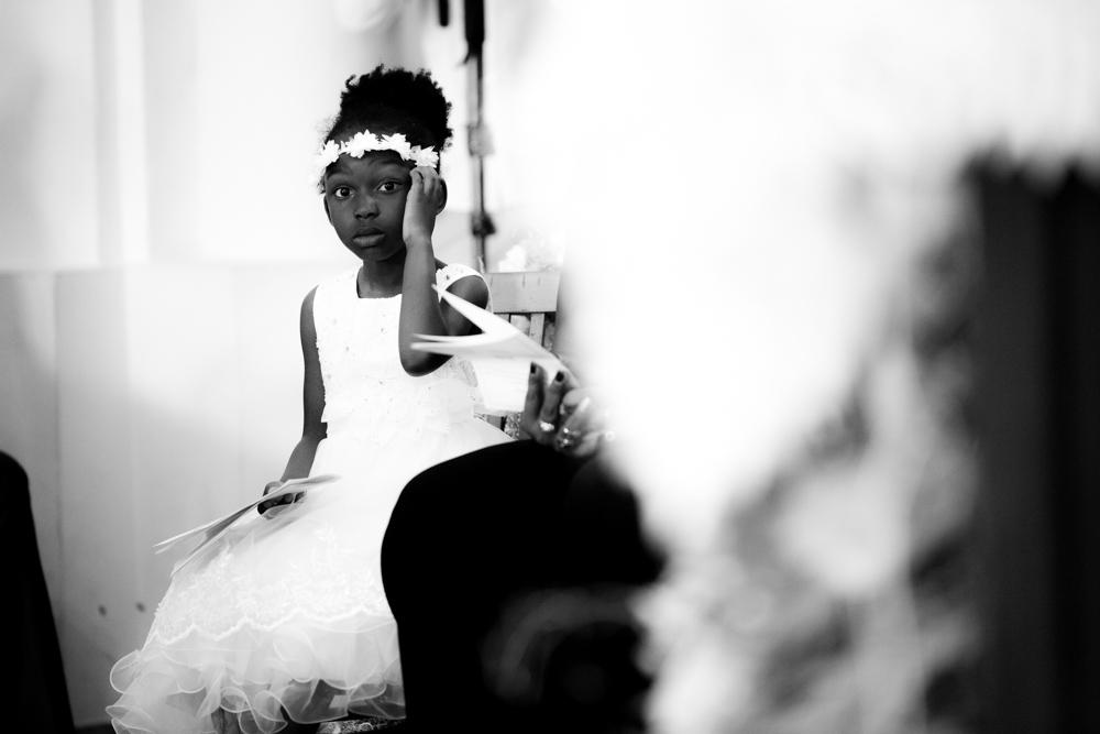 Photographe Mariage Villemomble, Fille de Myriam