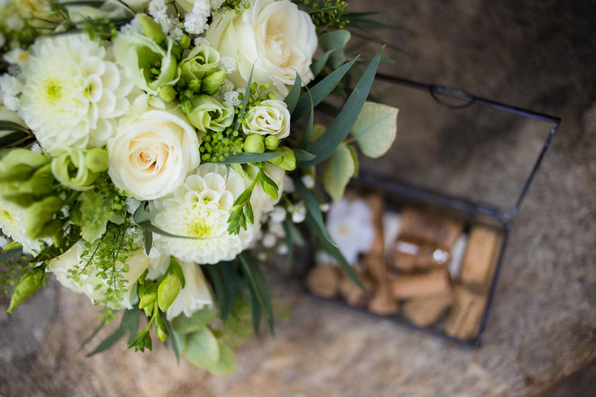 Mariage Bormes-les-Mimosas | Le bouquet d'Hélène