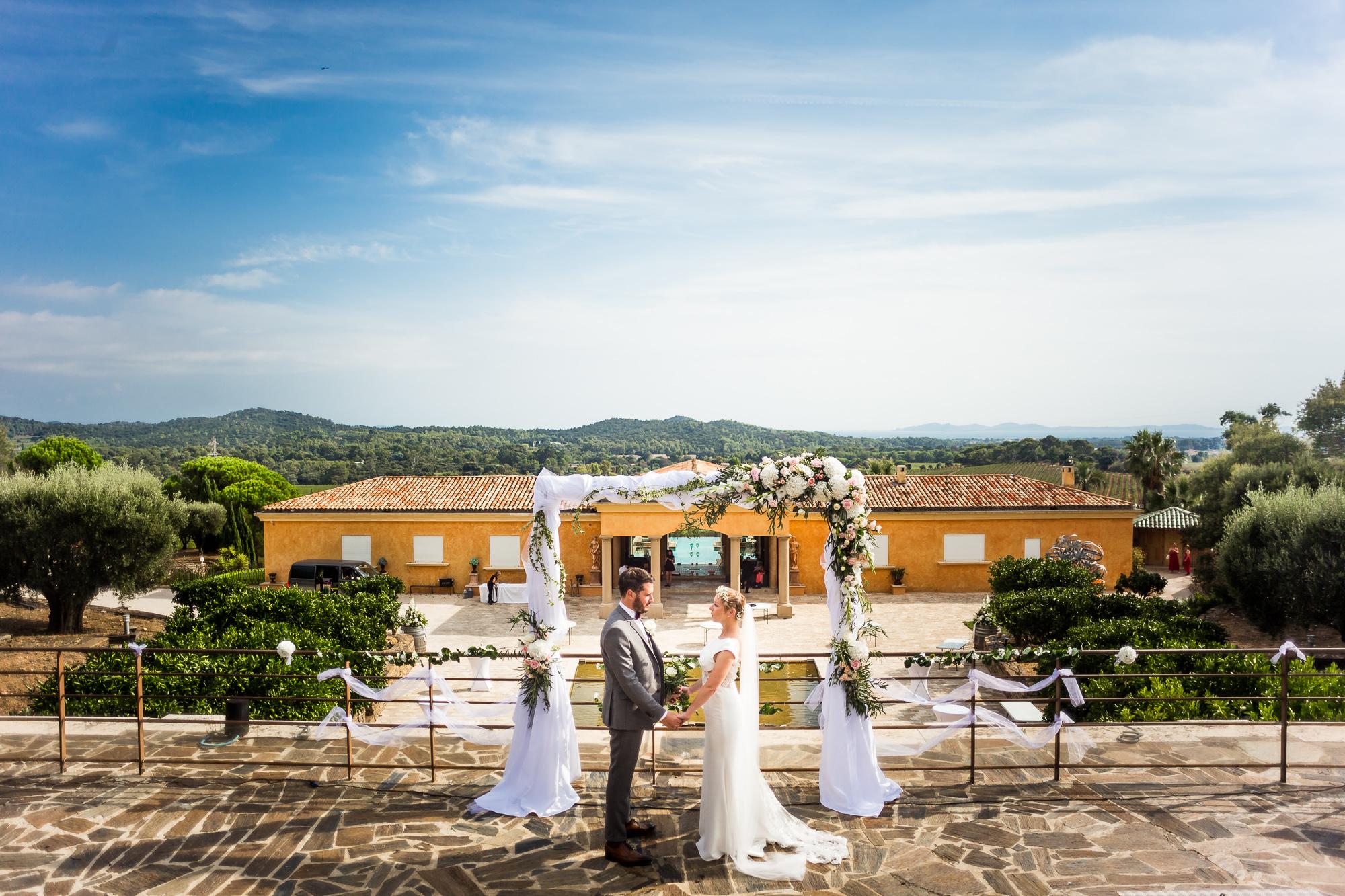 Mariage Bormes-les-Mimosas | Photos de couple hélène et Jérome