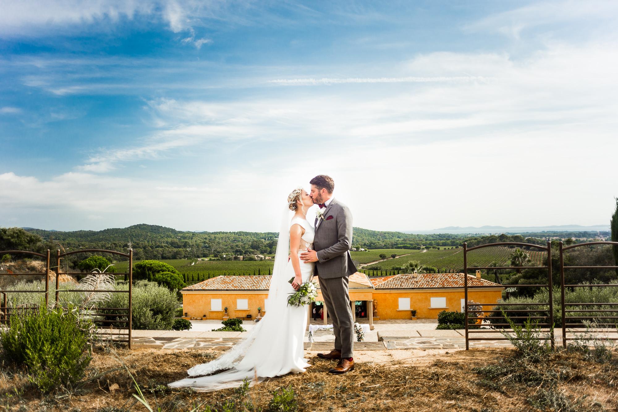 Mariage Bormes-les-Mimosas | Photos au Chateau de Maravène