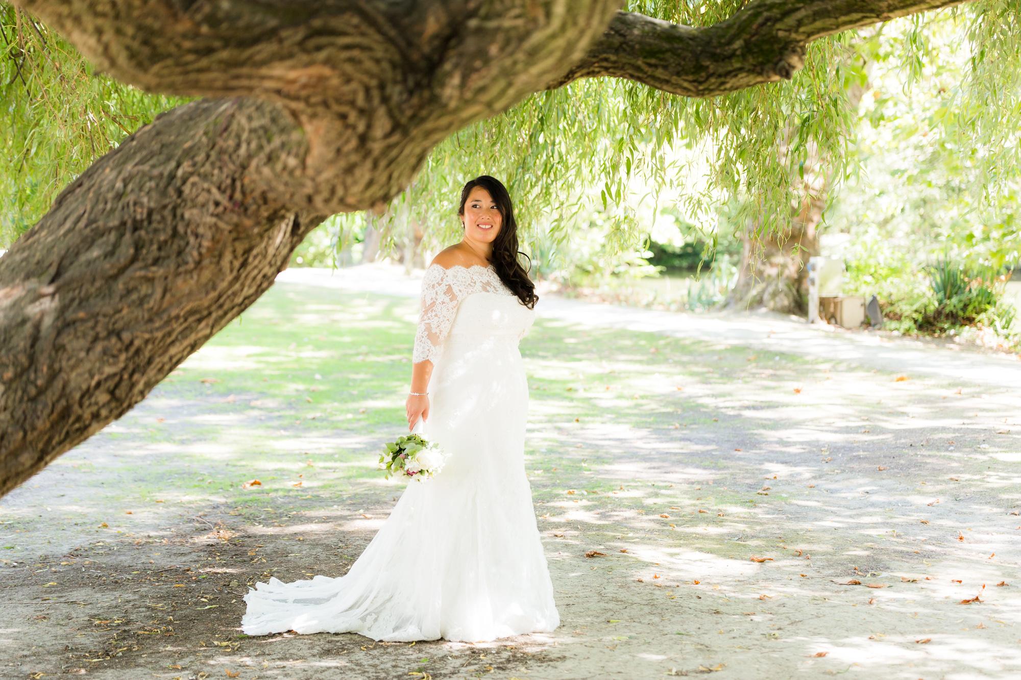 Mariage au Chalet de la Porte Jaune Bride to be
