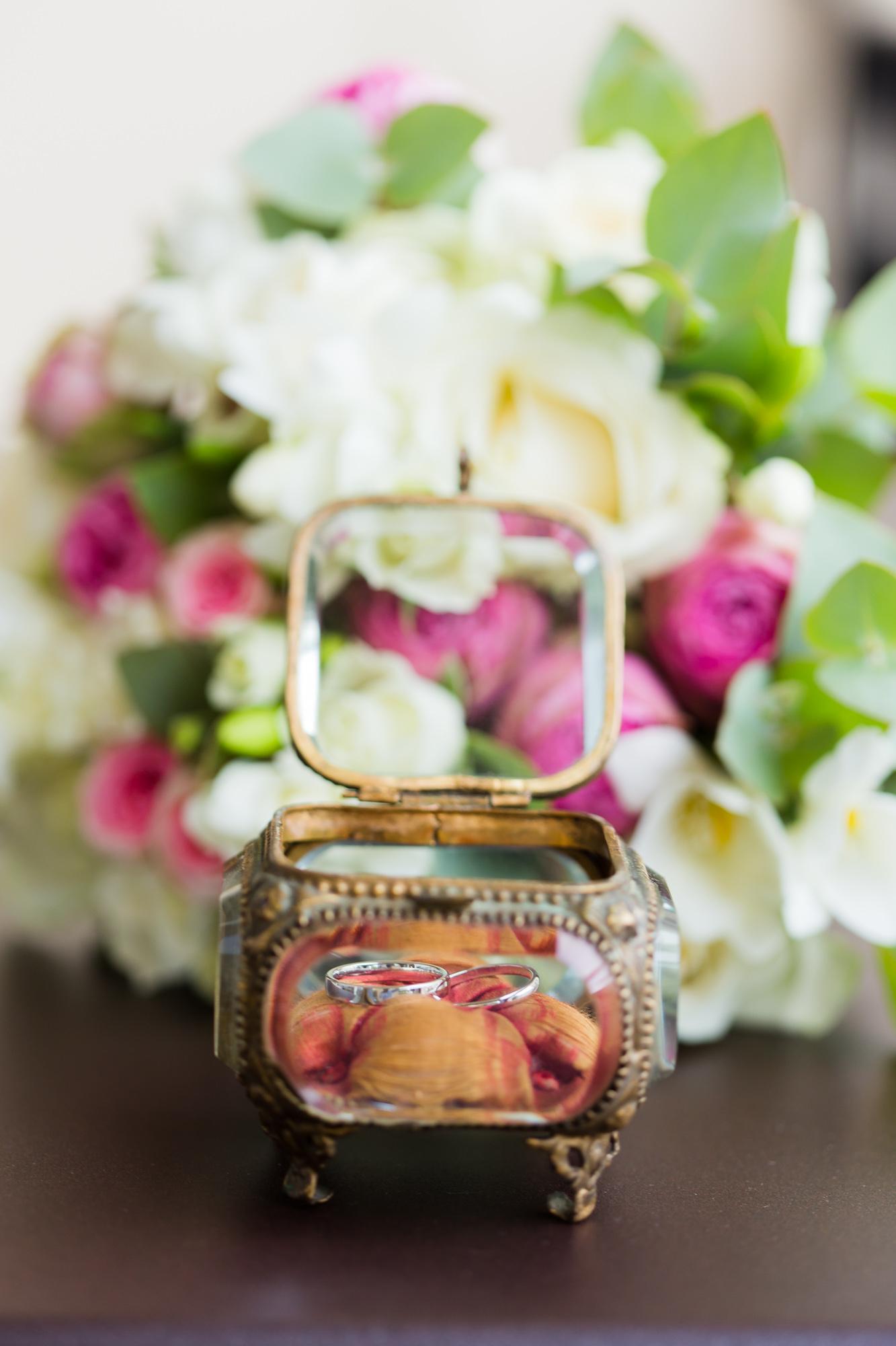 Mariage au Chalet de la Porte Jaune Alliance et fleur