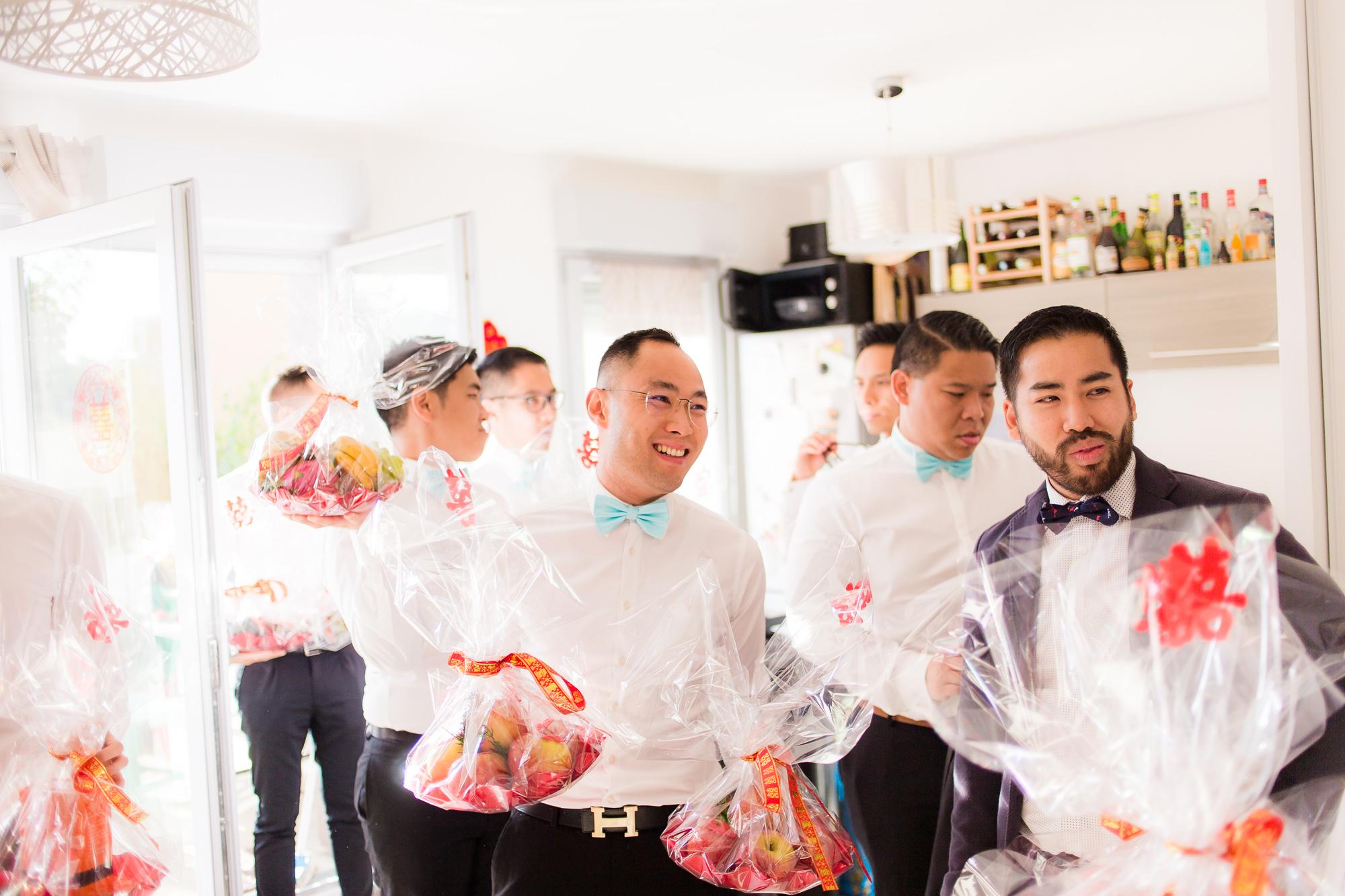 Mariage au Manoir des Cygnes grooms men