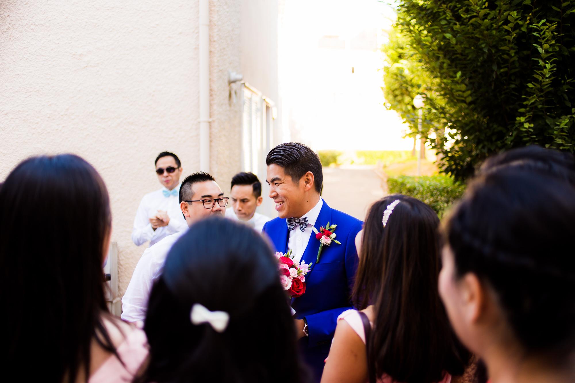Mariage au Manoir des Cygnes mariage chinois