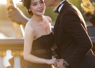 Splendide wedding photographe mariage val de marne Huan & Lin