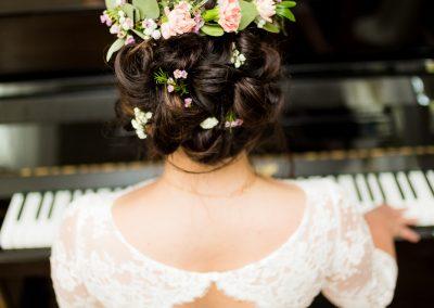 inspiration coiffure de mariage